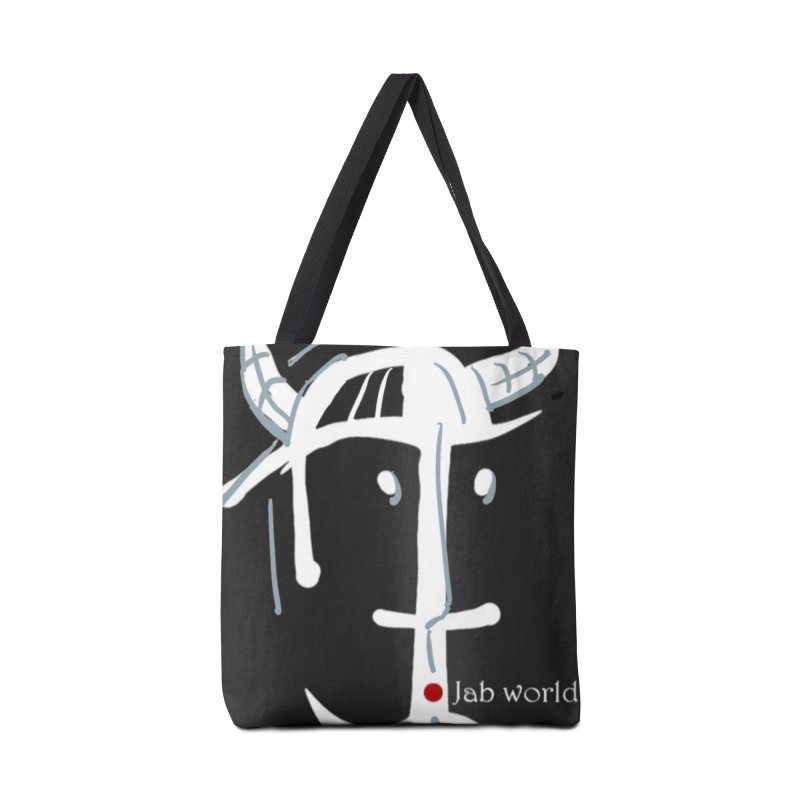 Jab Nation Accessories Tote Bag Bag by Mozayic's Artist Shop