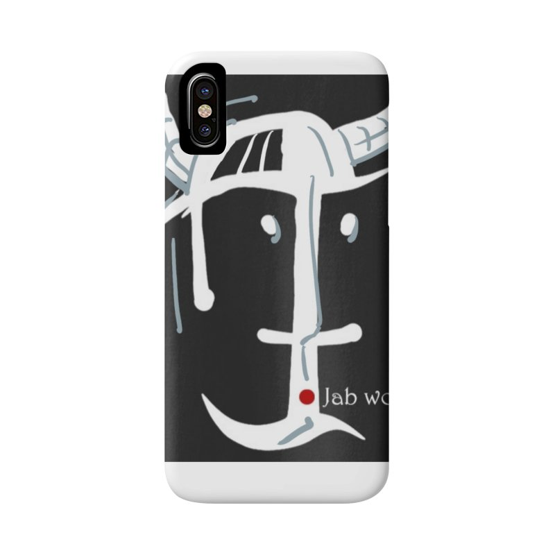Jab Nation Accessories Phone Case by Mozayic's Artist Shop