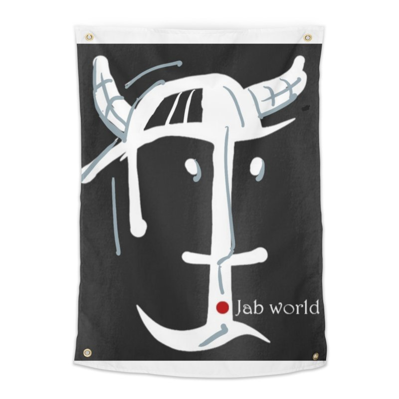 Jab Nation Home Tapestry by Mozayic's Artist Shop