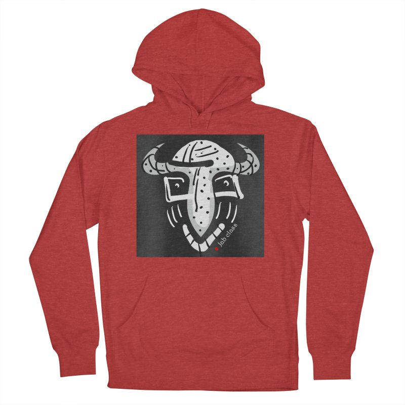 Jab Class Men's French Terry Pullover Hoody by Mozayic's Artist Shop