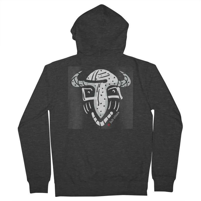 Jab Class Women's French Terry Zip-Up Hoody by Mozayic's Artist Shop