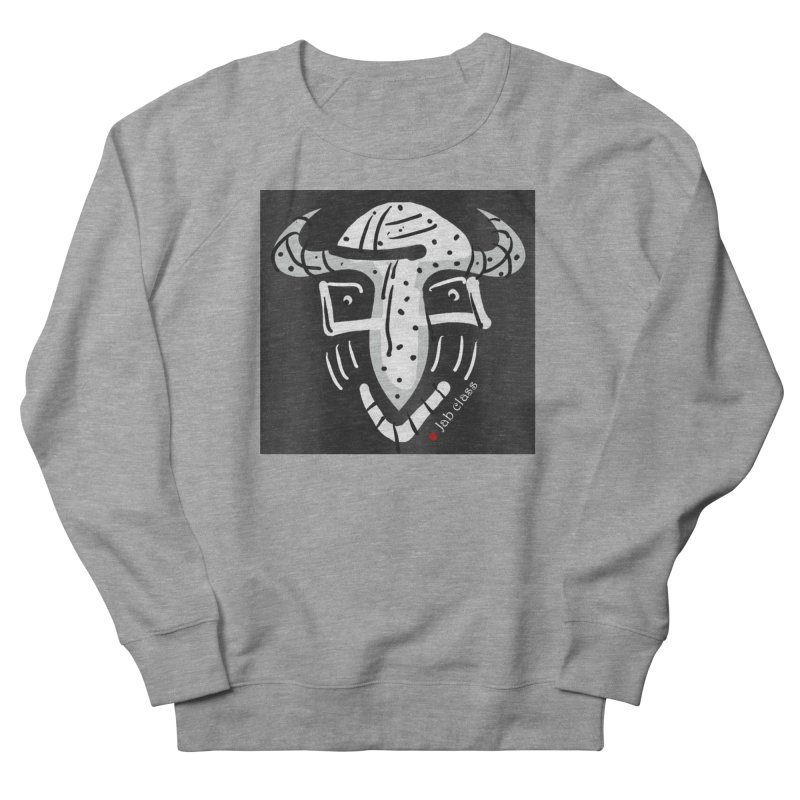 Jab Class Women's French Terry Sweatshirt by Mozayic's Artist Shop