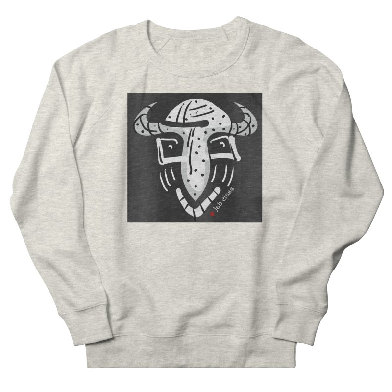 Jab Class Men's French Terry Sweatshirt by Mozayic's Artist Shop