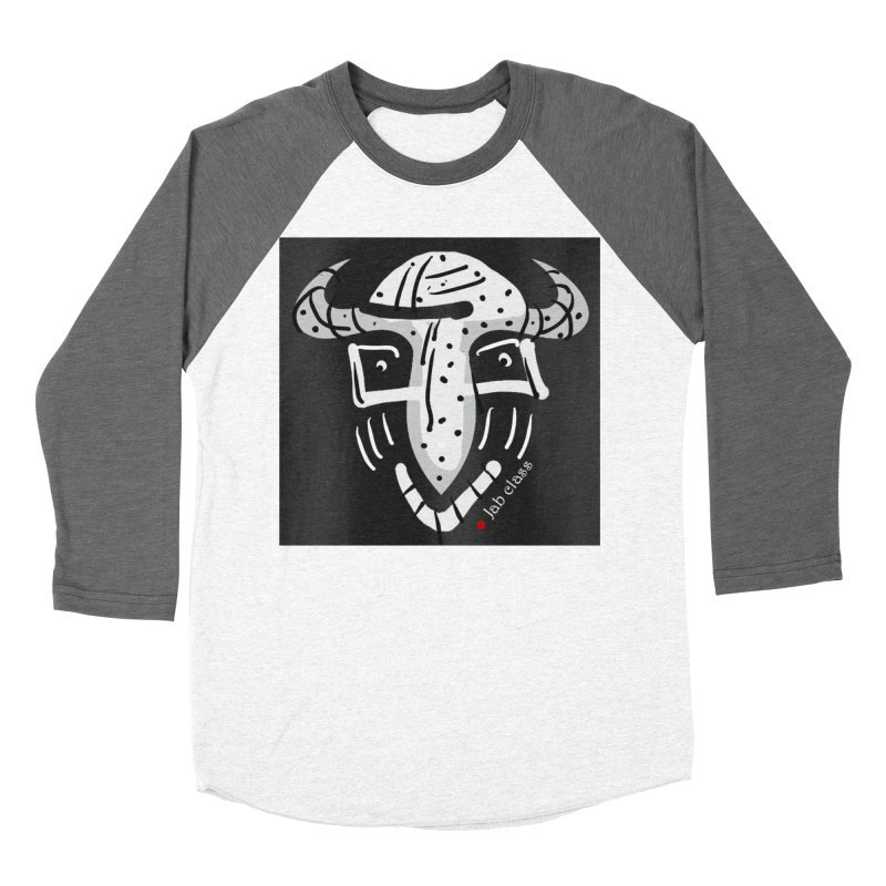 Jab Class Men's Baseball Triblend Longsleeve T-Shirt by Mozayic's Artist Shop