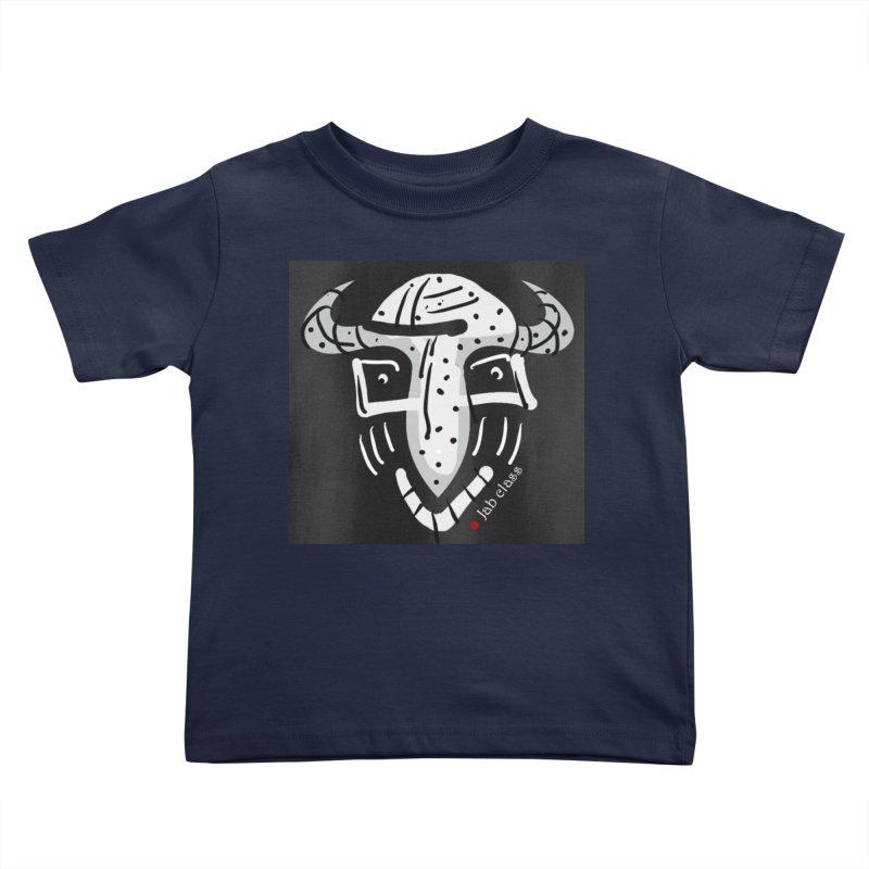 Jab Class Kids Toddler T-Shirt by Mozayic's Artist Shop