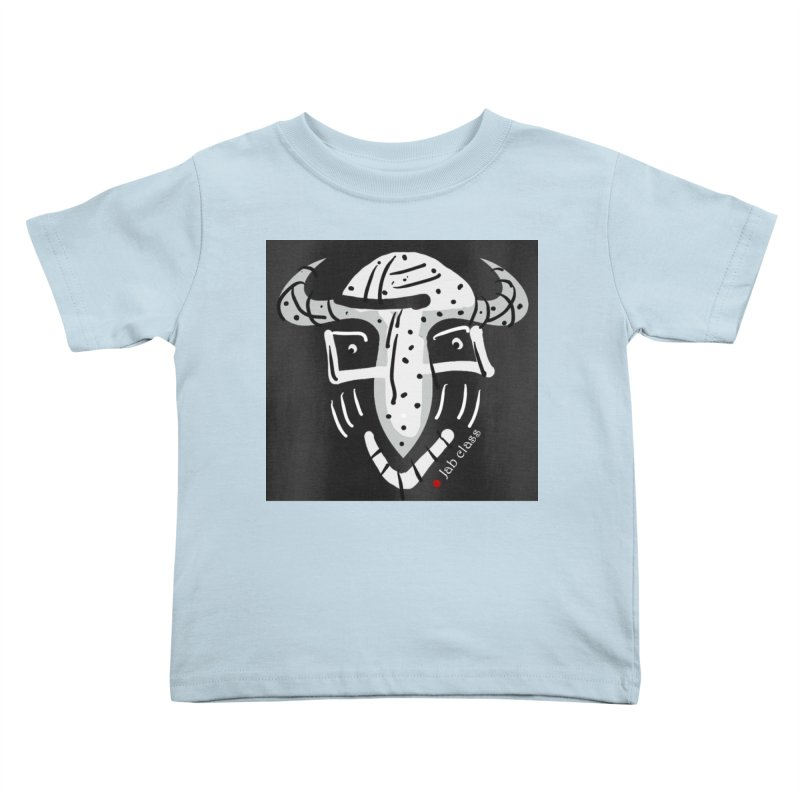 Jab Class Kids Toddler T-Shirt by Mozayic's Artist Shop