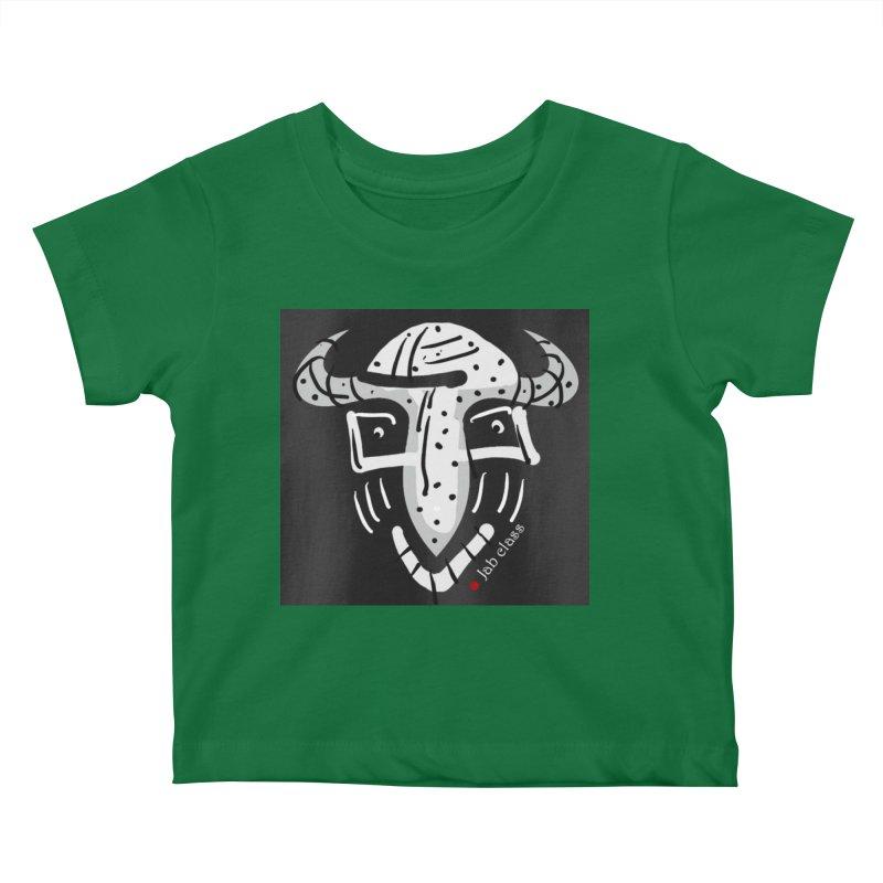 Jab Class Kids Baby T-Shirt by Mozayic's Artist Shop