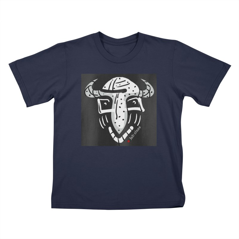 Jab Class Kids T-Shirt by Mozayic's Artist Shop