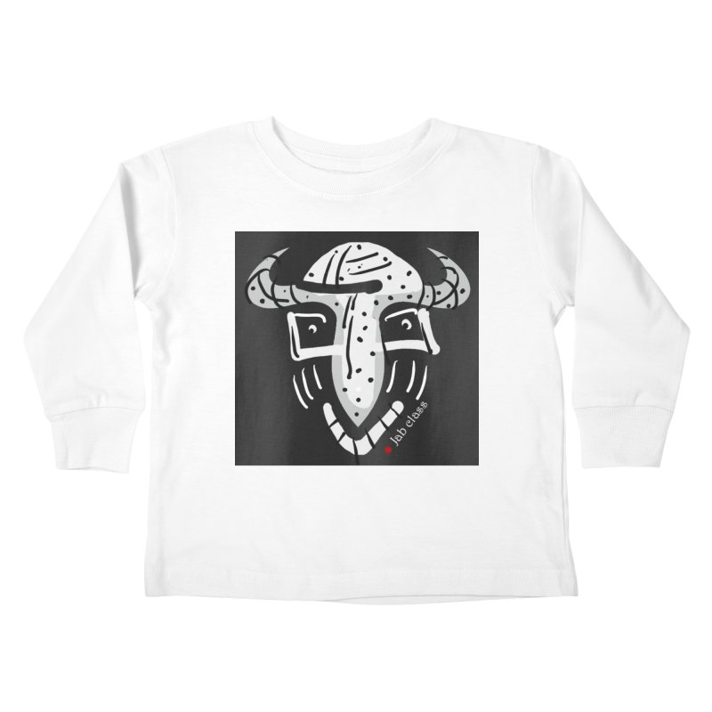 Jab Class Kids Toddler Longsleeve T-Shirt by Mozayic's Artist Shop