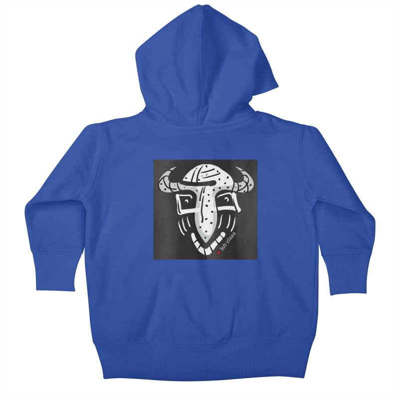 Jab Class Kids Baby Zip-Up Hoody by Mozayic's Artist Shop