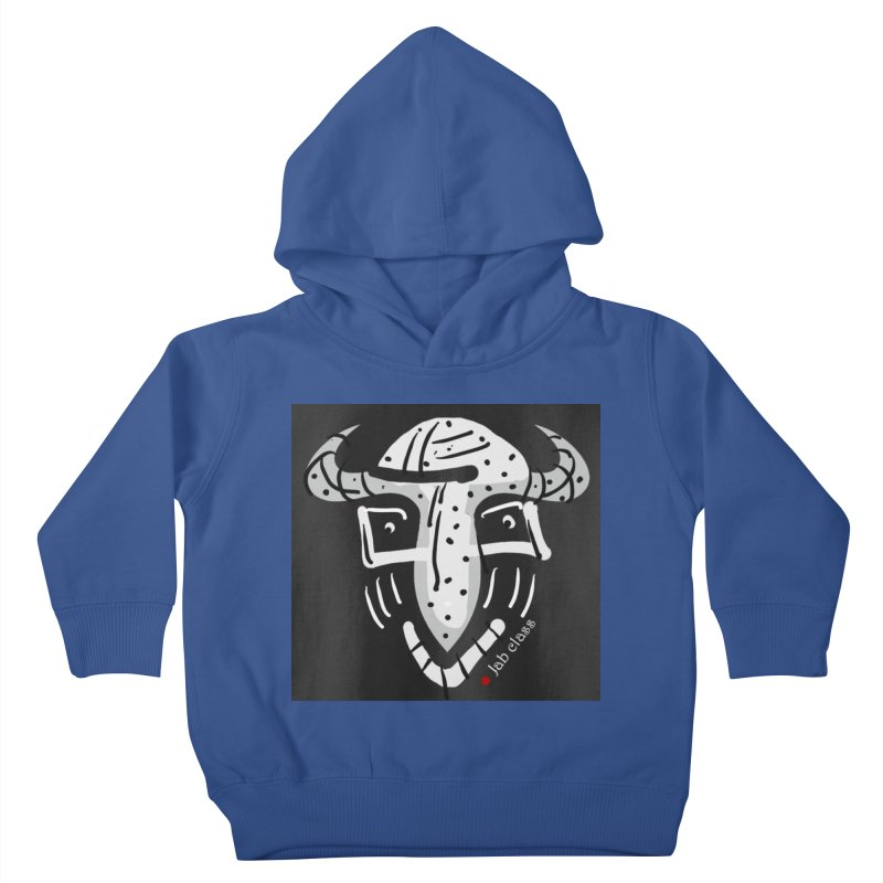 Jab Class Kids Toddler Pullover Hoody by Mozayic's Artist Shop