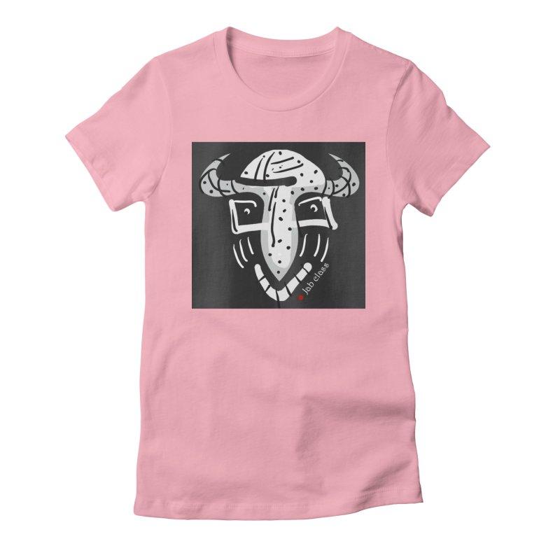 Jab Class Women's T-Shirt by Mozayic's Artist Shop
