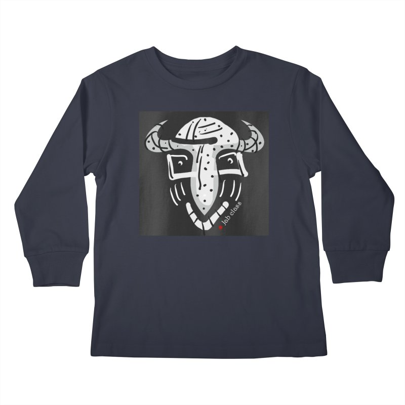 Jab Class Kids Longsleeve T-Shirt by Mozayic's Artist Shop
