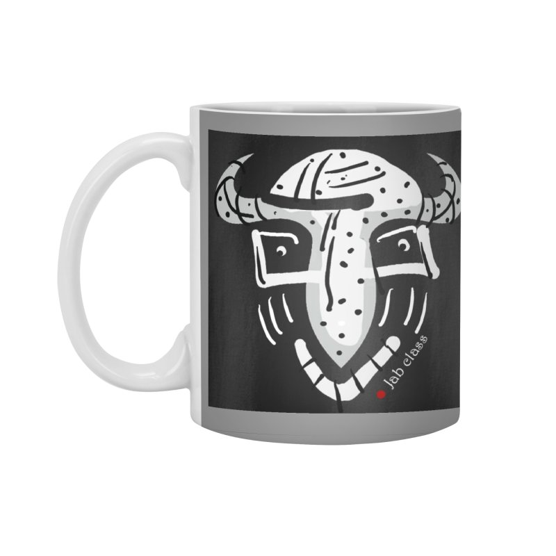 Jab Class Accessories Standard Mug by Mozayic's Artist Shop