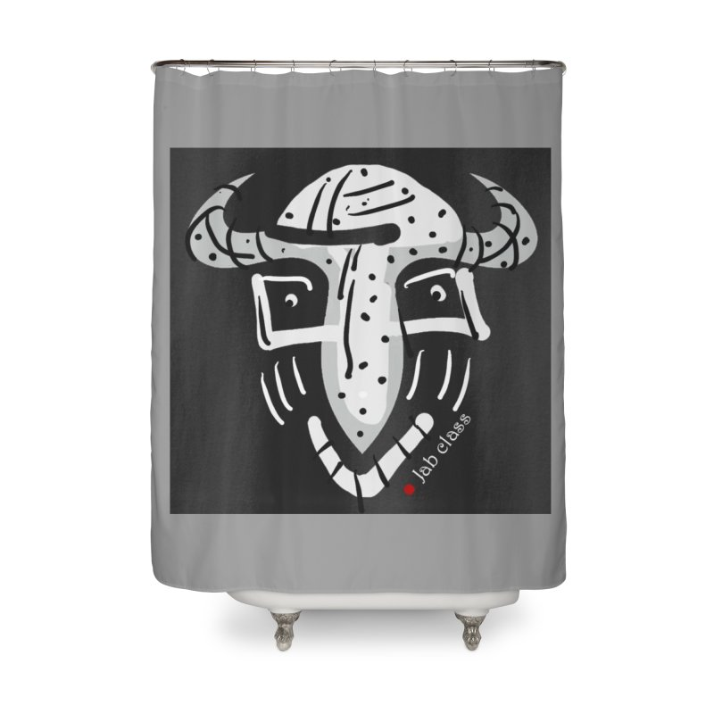 Jab Class Home Shower Curtain by Mozayic's Artist Shop