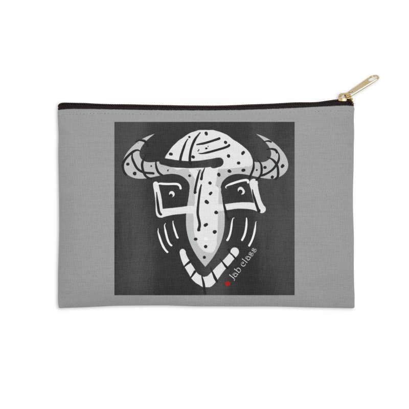 Jab Class Accessories Zip Pouch by Mozayic's Artist Shop
