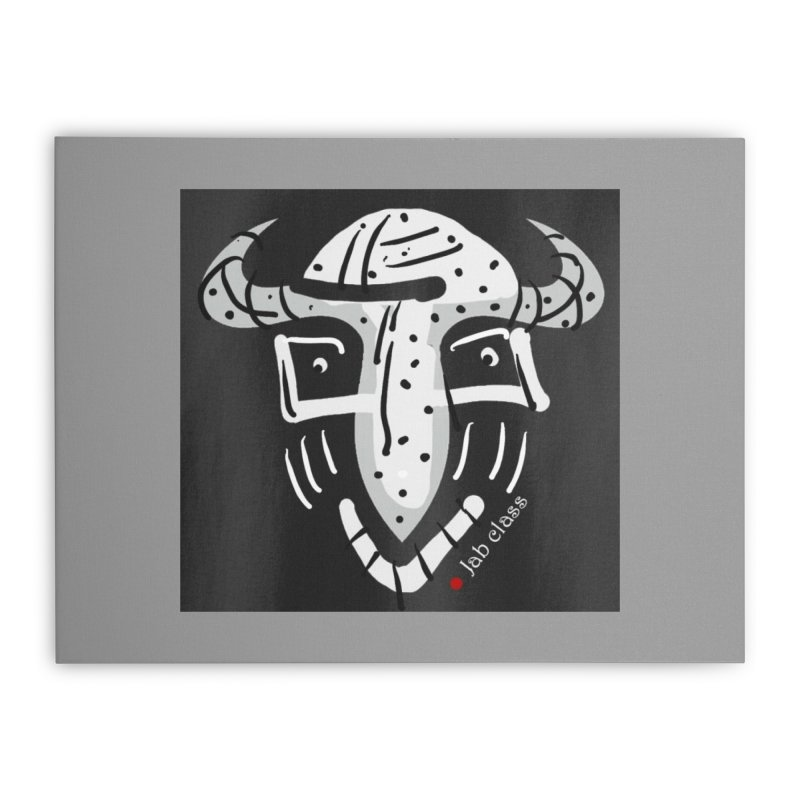 Jab Class Home Stretched Canvas by Mozayic's Artist Shop