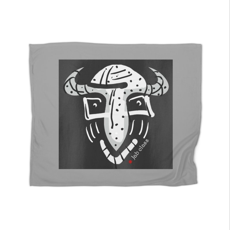 Jab Class Home Fleece Blanket Blanket by Mozayic's Artist Shop