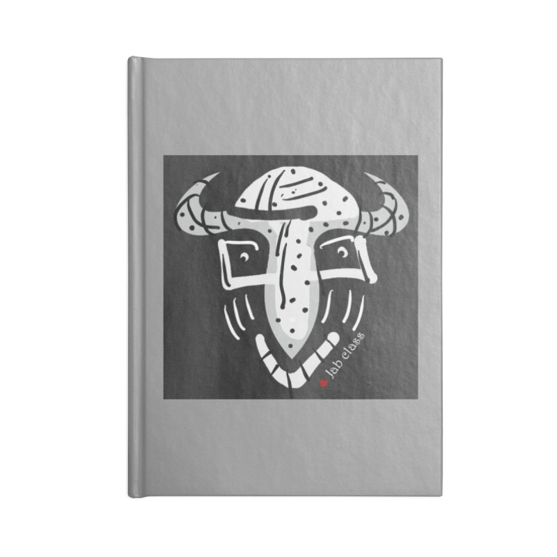 Jab Class Accessories Lined Journal Notebook by Mozayic's Artist Shop