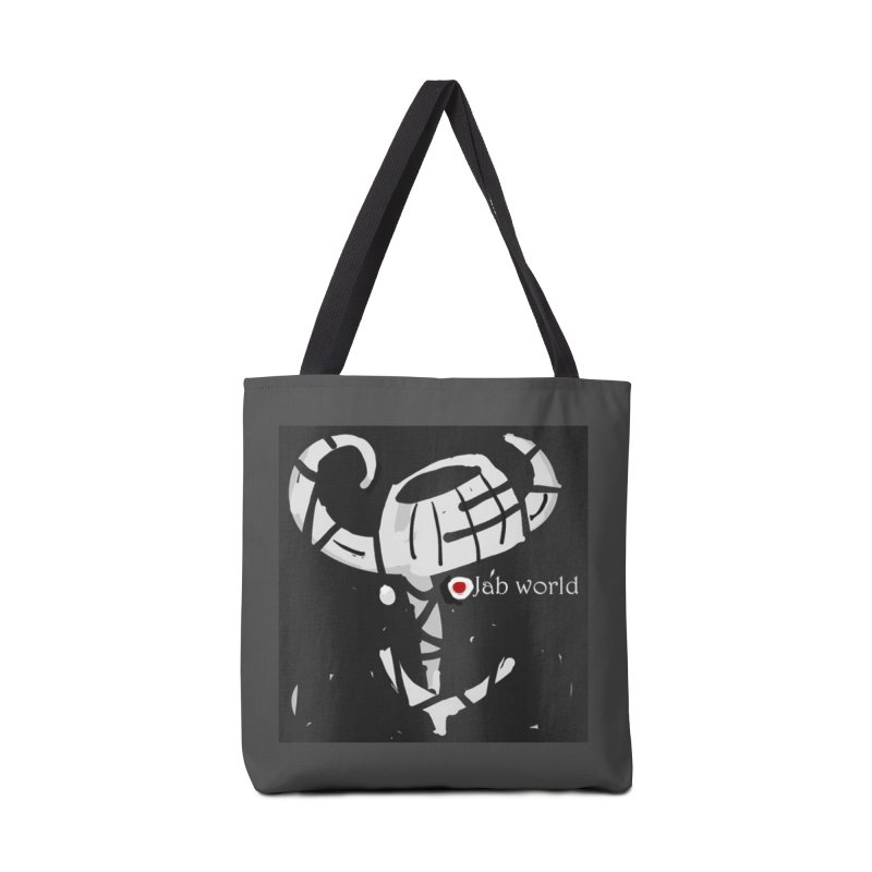 Jab Title Accessories Bag by Mozayic's Artist Shop