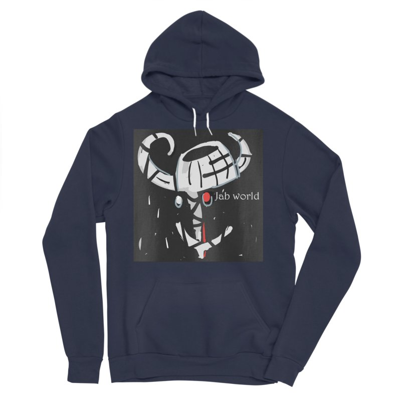Jab Title Men's Sponge Fleece Pullover Hoody by Mozayic's Artist Shop