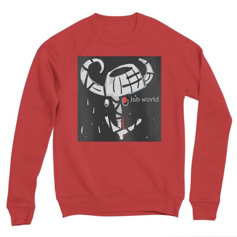 Jab Title Women's Sponge Fleece Sweatshirt by Mozayic's Artist Shop