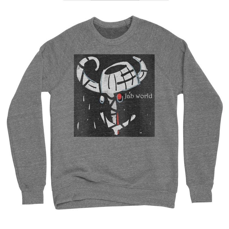 Jab Title Men's Sponge Fleece Sweatshirt by Mozayic's Artist Shop