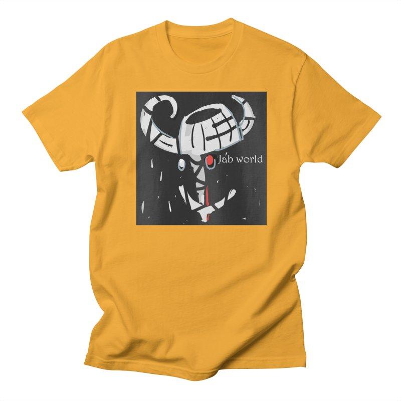 Jab Title Men's T-Shirt by Mozayic's Artist Shop