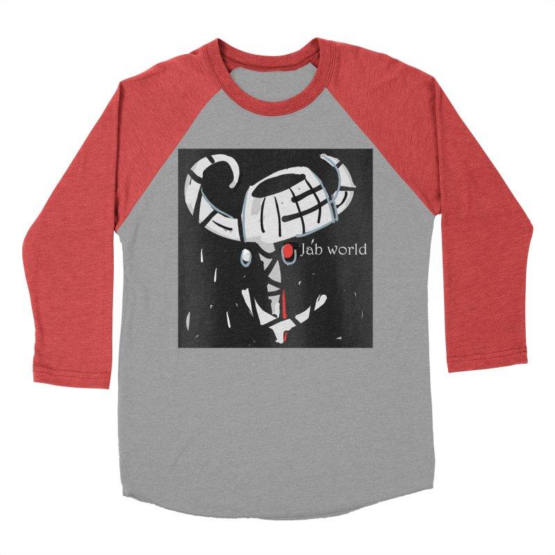 Jab Title Men's Longsleeve T-Shirt by Mozayic's Artist Shop