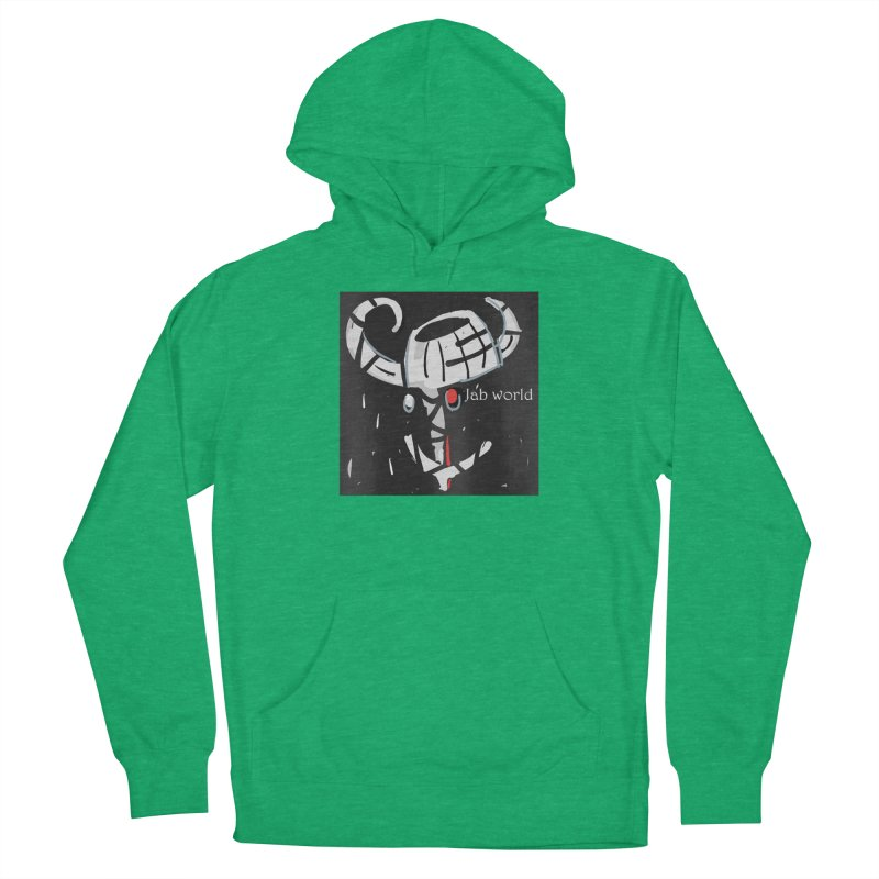 Jab Title Women's Pullover Hoody by Mozayic's Artist Shop