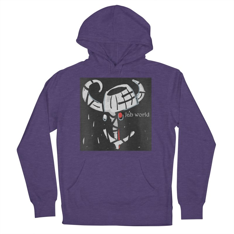 Jab Title Women's French Terry Pullover Hoody by Mozayic's Artist Shop