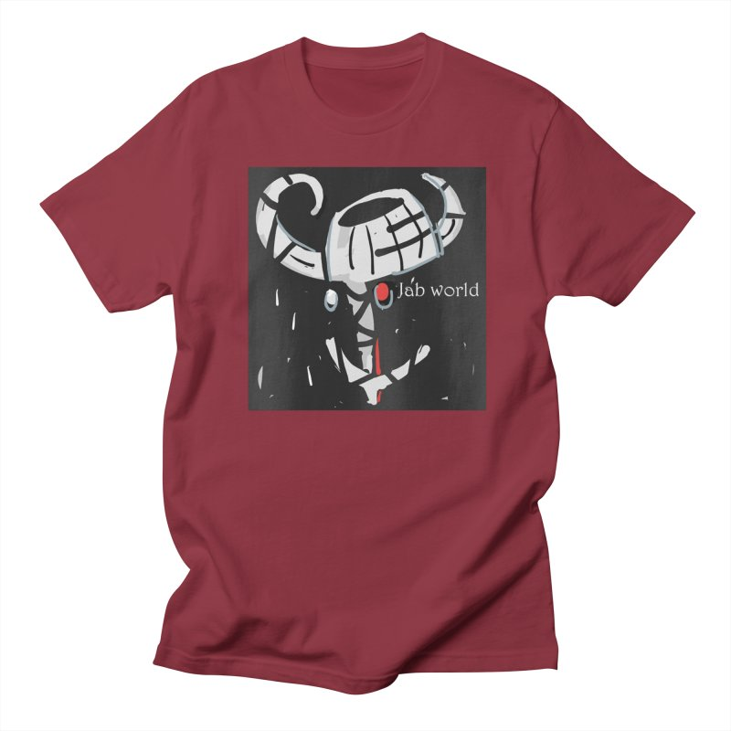 Jab Title Men's Regular T-Shirt by Mozayic's Artist Shop