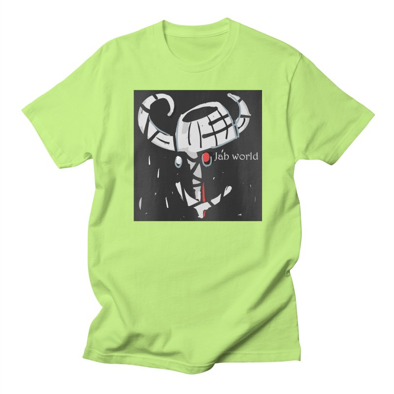 Jab Title Women's Regular Unisex T-Shirt by Mozayic's Artist Shop