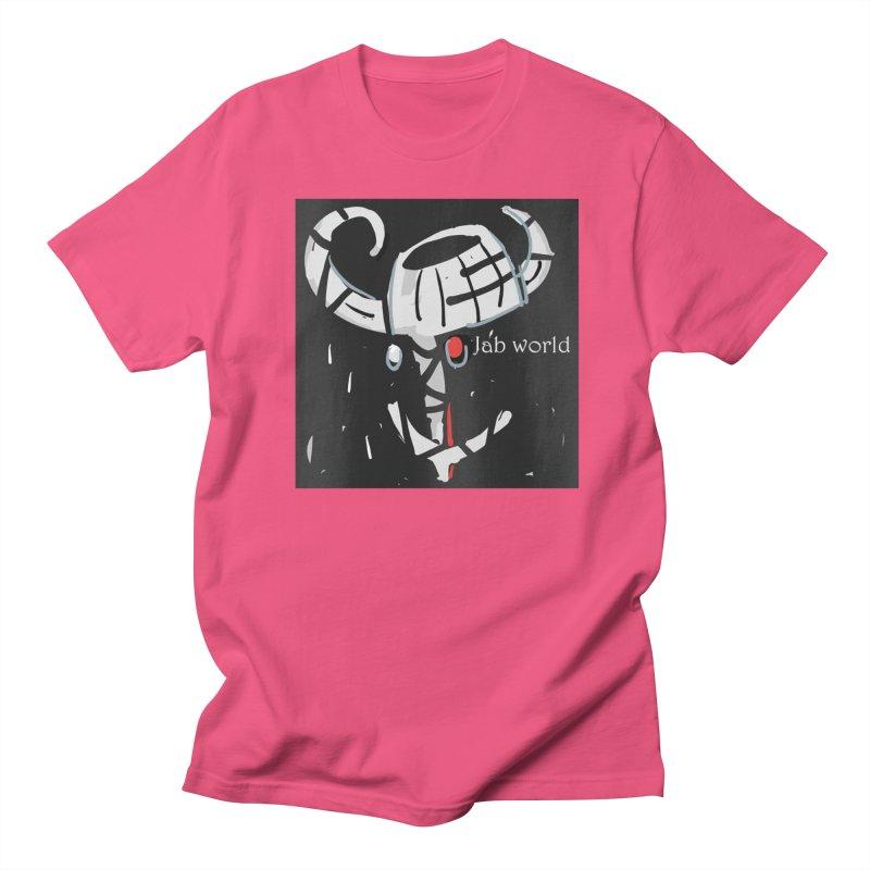 Jab Title Women's Regular Unisex T-Shirt by Mozayic's Artist Shop