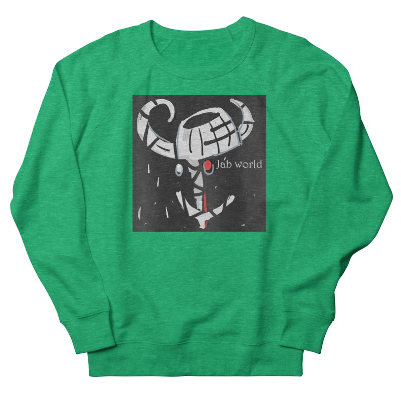 Jab Title Women's French Terry Sweatshirt by Mozayic's Artist Shop