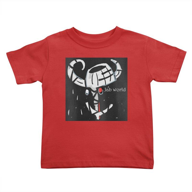 Jab Title Kids Toddler T-Shirt by Mozayic's Artist Shop