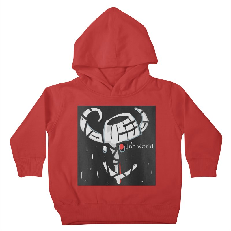 Jab Title Kids Toddler Pullover Hoody by Mozayic's Artist Shop