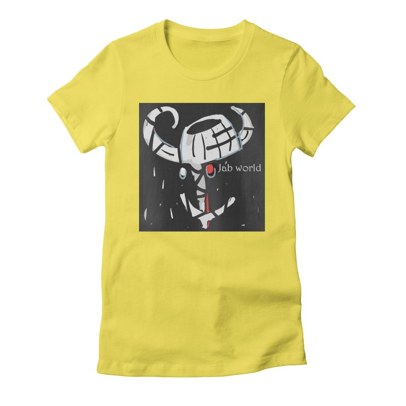 Jab Title Women's T-Shirt by Mozayic's Artist Shop