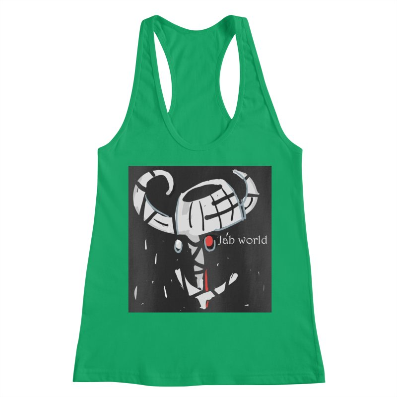 Jab Title Women's Tank by Mozayic's Artist Shop