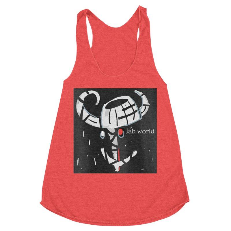 Jab Title Women's Tank by Mozayic's Artist Shop