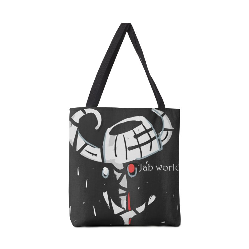 Jab Title Accessories Tote Bag Bag by Mozayic's Artist Shop