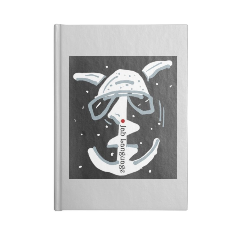 Jab Language Accessories Notebook by Mozayic's Artist Shop