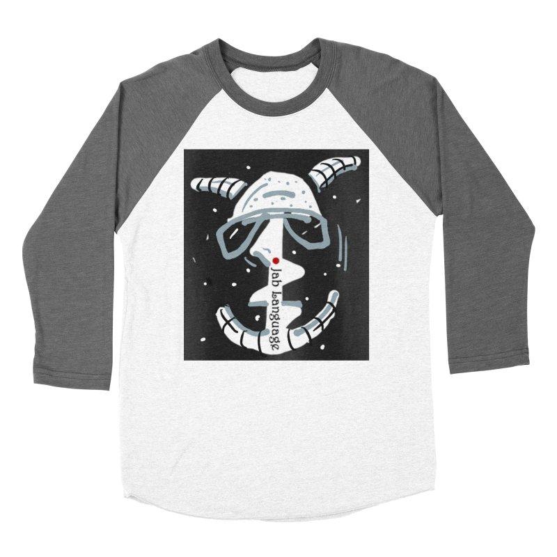 Jab Language Women's Longsleeve T-Shirt by Mozayic's Artist Shop