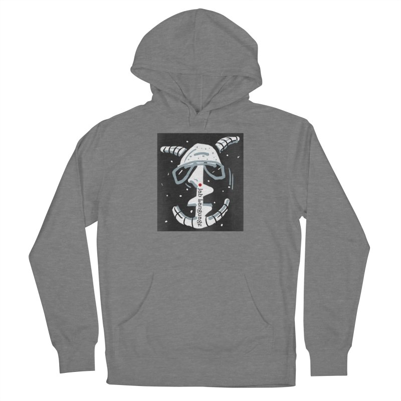 Jab Language Women's Pullover Hoody by Mozayic's Artist Shop