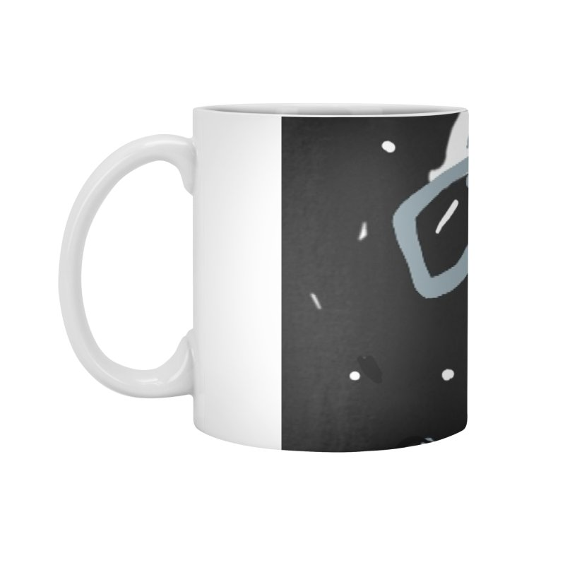 Jab Language Accessories Standard Mug by Mozayic's Artist Shop