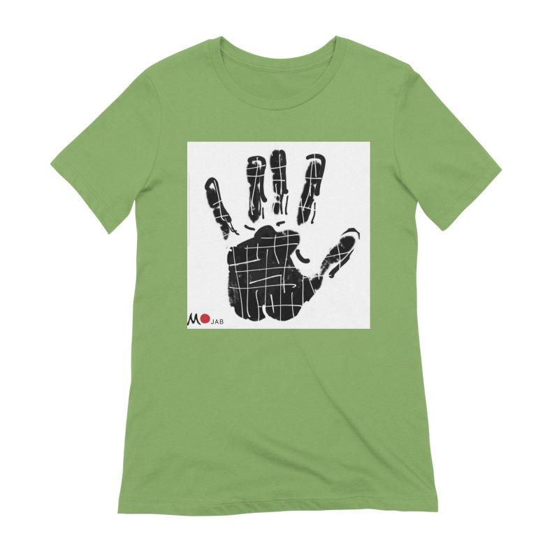 MO Jab Women's Extra Soft T-Shirt by Mozayic's Artist Shop