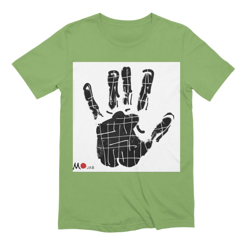 MO Jab Men's Extra Soft T-Shirt by Mozayic's Artist Shop