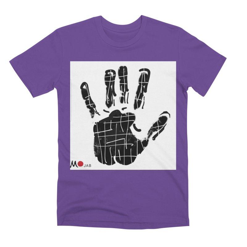MO Jab Men's Premium T-Shirt by Mozayic's Artist Shop