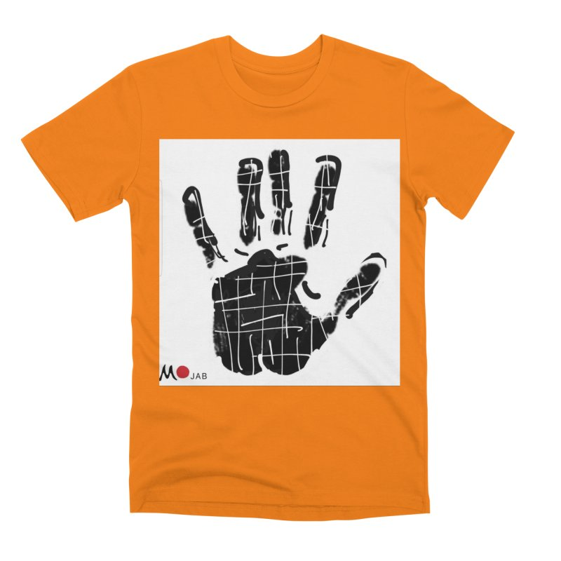 MO Jab Men's T-Shirt by Mozayic's Artist Shop