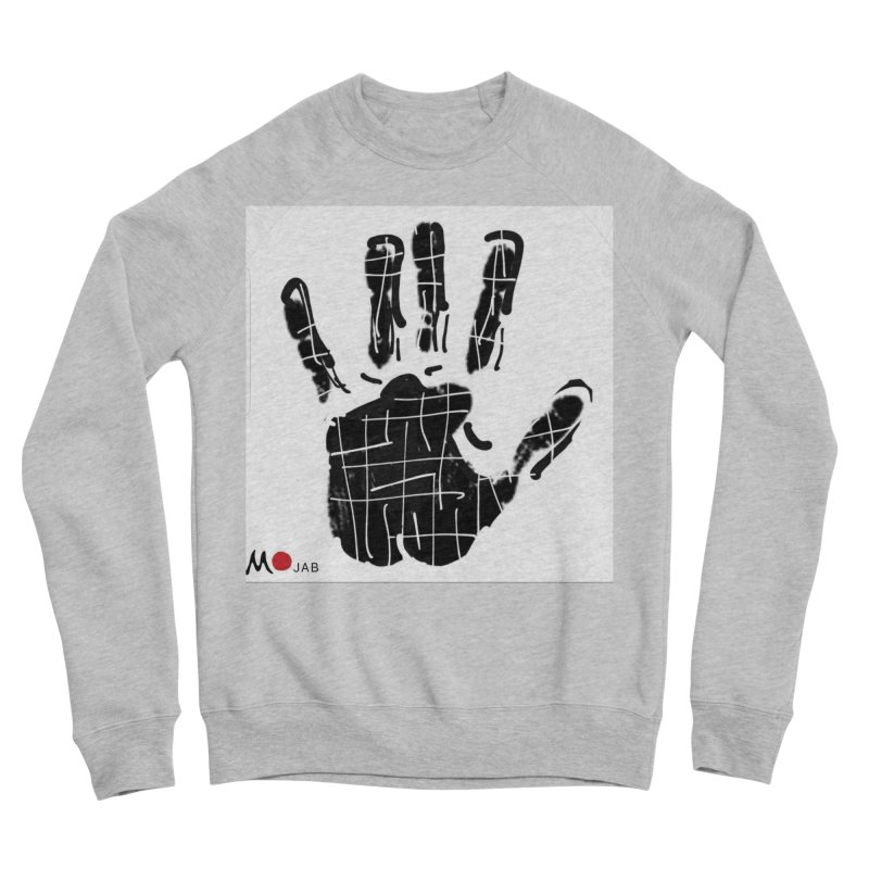 MO Jab Women's Sponge Fleece Sweatshirt by Mozayic's Artist Shop